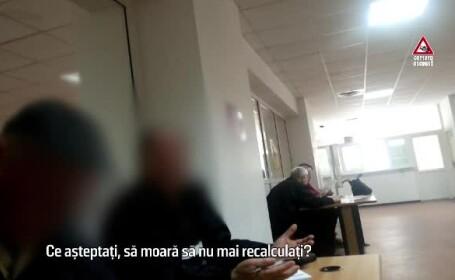 inspectorul pro pensii