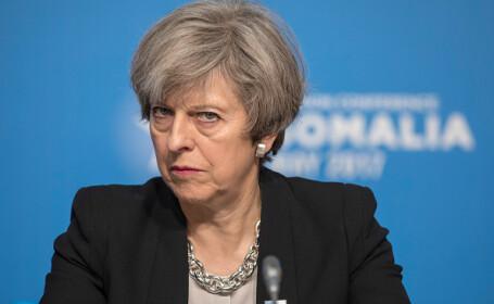 Theresa May, mesaj de Anul Nou. Ce transmite legat de Brexit
