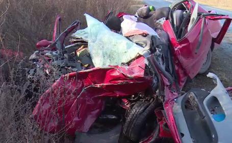 Stomatolog mort într-un accident rutier, în Arad. Manevra greșită făcută la volan