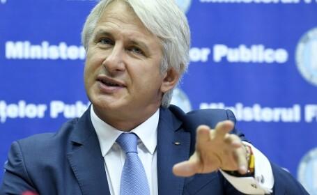 Eugen Orlando Teodorovici, ministrul Finantelor Publice