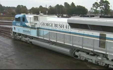 tren george bush