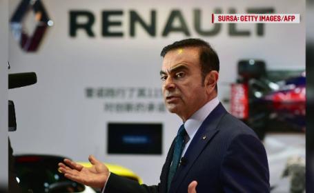 Fostul preşedinte Renault-Nissan rămâne în închisoare în Japonia şi a fost pus sub acuzare