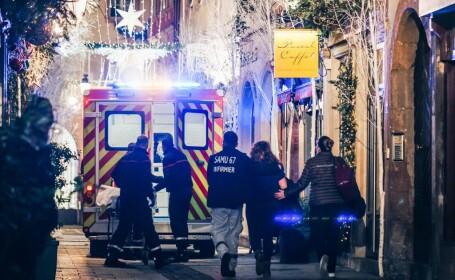 Al patrulea mort în atacul din Strasbourg, un jurnalist italian