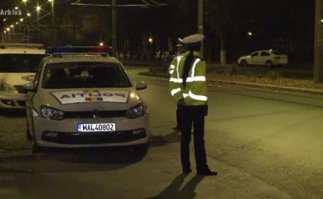 Ce au descoperit polițiștii constănțeni după ce au oprit un șofer cu focuri de armă