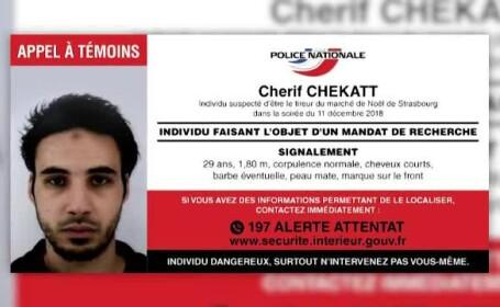 Povestea teroristului din Strasbourg. Tânărul s-a radicalizat la închisoare