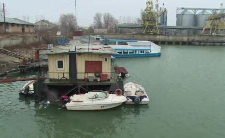 Dispariție stranie a unui marinar pe Dunăre, la Galați