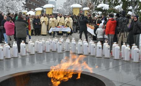 Manifestări la Timișoara pentru comemorarea evenimentelor din 1989