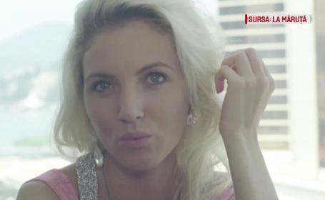 Ultimul telefon dat de cântăreața Anca Pop înainte de a se prăbuși cu mașina