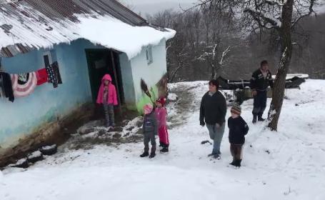 Surpriza de care au avut parte 120 de săteni din zone izolate din Bihor