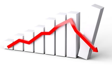 Recesiune, criza economica