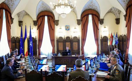 Preşedintele Iohannis a convocat CSAT pentru 28 decembrie