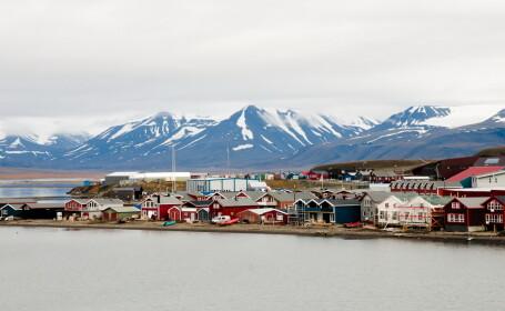 Longyearbyen, oraș Norvegia