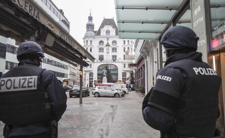 atac armat Viena