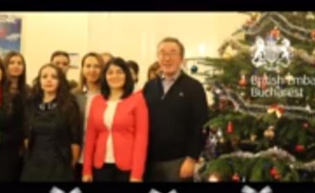 ambasadorul Marii Britanii in Bucuresti