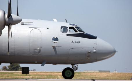 avion Antonov AN-26