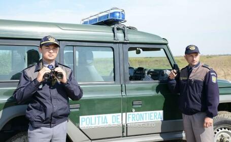 politisti de frontiera