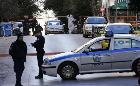 Atac cu bombă la o biserică ortodoxă din Grecia