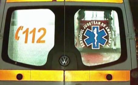Un bărbat din Neamț a fost lovit pe trotuar de un TIR ieşit de pe carosabil