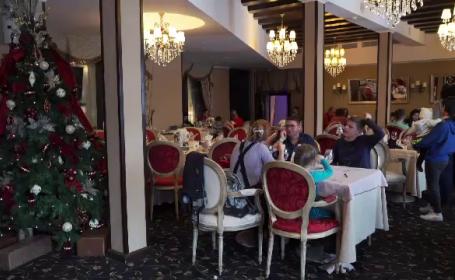Revelionul copiilor la hotelurile din Poiana Brașov. Suma plătită de părinți