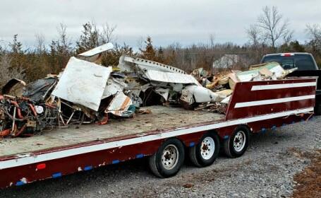 Nouă persoane, între care doi copii, au murit într-un accident aviatic, în SUA