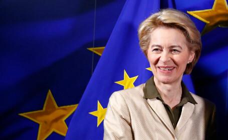 Ursula von der Leyen își începe mandatul. Cine e prima femeie președinte a CE