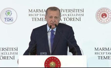 Erdogan îl atacă dur pe Macron: Fă-ți un control. Poate tu ești în moarte celebrală