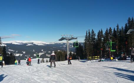 Când se va deschide domeniul schiabil Transalpina Ski Resort. Anunțul autorităților locale