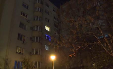 Dramă pentru o familie din București. Un bărbat s-a sinucis, aruncându-se de la etajul cinci