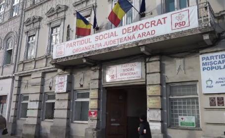 Dosarul şpăgilor de la vamă, în interesul PSD