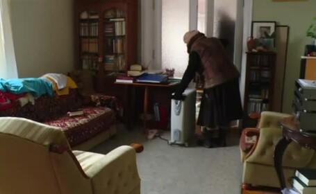 Zeci de oameni îngheață în case, fără gaze, în centrul Capitalei. De vină ar fi un om de afaceri