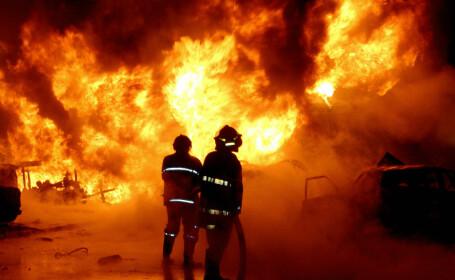 Cel puțin 10 persoane au murit într-un incendiu violent în Bangladesh