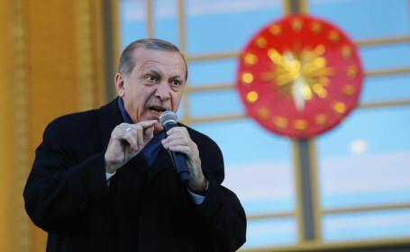 Turcia sporește sprijinul militar către Libia. Anunțul lui Erdogan