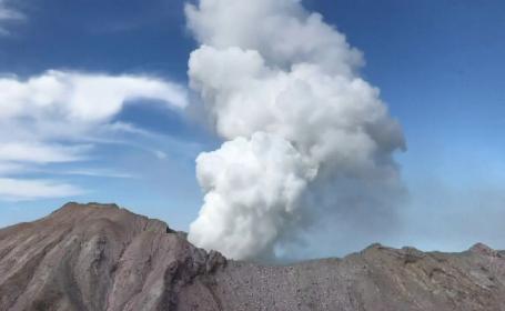 """Moment de reculegere în Noua Zeelandă pentru victimele vulcanului """"morții"""""""