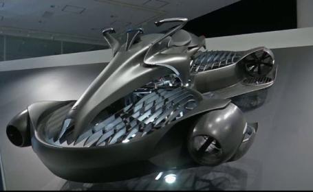 Mașinile au uimit prin inovație și formă, în 2019. De la autoturisme autonome la mașini zburătoare
