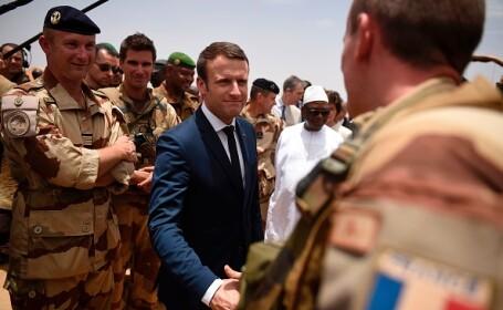 """Acuzații dure între Franța și Turcia. Macron: """"NATO, în moarte cerebrală"""""""