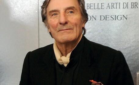 Doliu în lumea modei. Celebrul creator francez Emanuel Ungaro s-a stins din viață