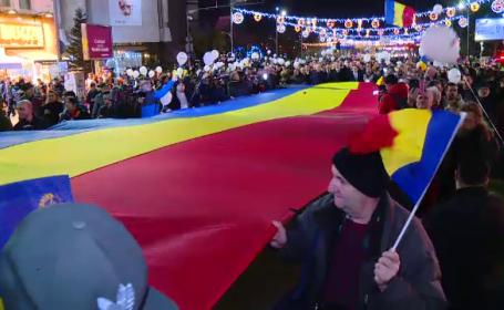 """Victimele Revoluției, comemorate în București. Ce spun tinerii: """"Am plâns 20 de minute"""""""