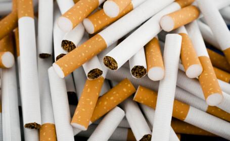 Tutunul, cel mai exportat produs alimentar al României. Valoarea exporturilor de țigări o depășește pe cea a grâului