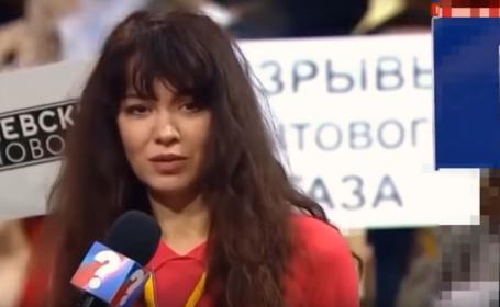 O jurnalistă a fost concediată, în Rusia, pentru că i-a pus o întrebare nepotrivită lui Putin