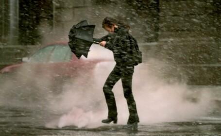 Cod roșu de vreme rea în Croația. Avertismentul MAE pentru români