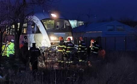 Accident în halta Giroc, Timiș