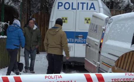 Câți bani se aflau în bancomatul din Poiana Brașov pe care hoții l-au aruncat în aer