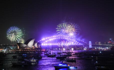 Revelion Sydney