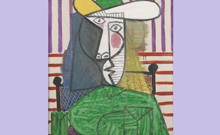 Tablou de Picasso, de 20 de milioane de euro, rupt de un bărbat la Tate Modern