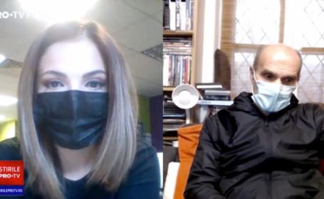 """25 de ani de PRO TV. Interviu cu Cristian Tudor Popescu: """"Pro TV a însemnat lumina nouă"""""""
