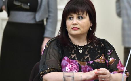 Judecătoarea Gabriela Baltag