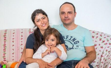 FOTO Cum au șlefuit arhitecții de la Visuri la cheie apartamentul Marianei Vulpe din Pitești