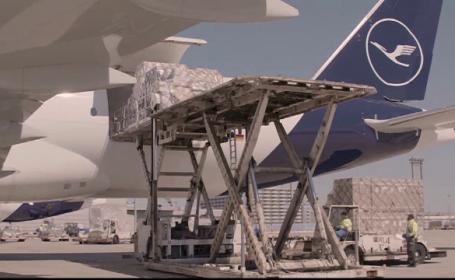 Companiile aeriene europene sunt pregătite de livrarea vaccinurilor anti-Covid. Ce modificări au făcut