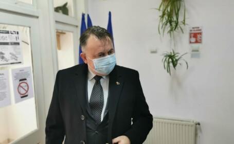 Nelu Tătaru, după ieșirea de la urne: Am votat pentru o Românie normală