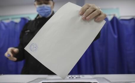 Rezultate parțiale, alegeri parlamentare 2020
